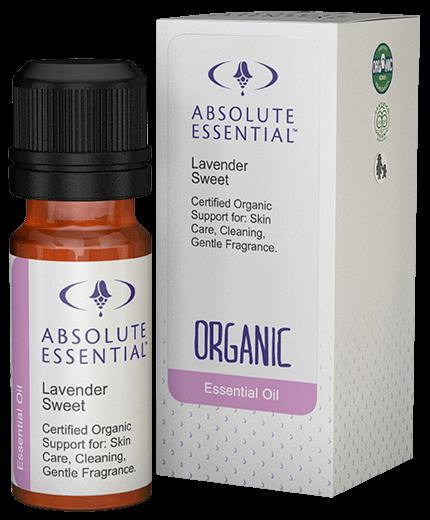 lavender sweet organic oil