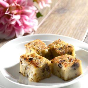 Vegetarian radish cake