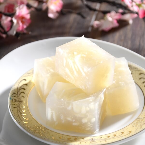 Water Chestnut Pudding