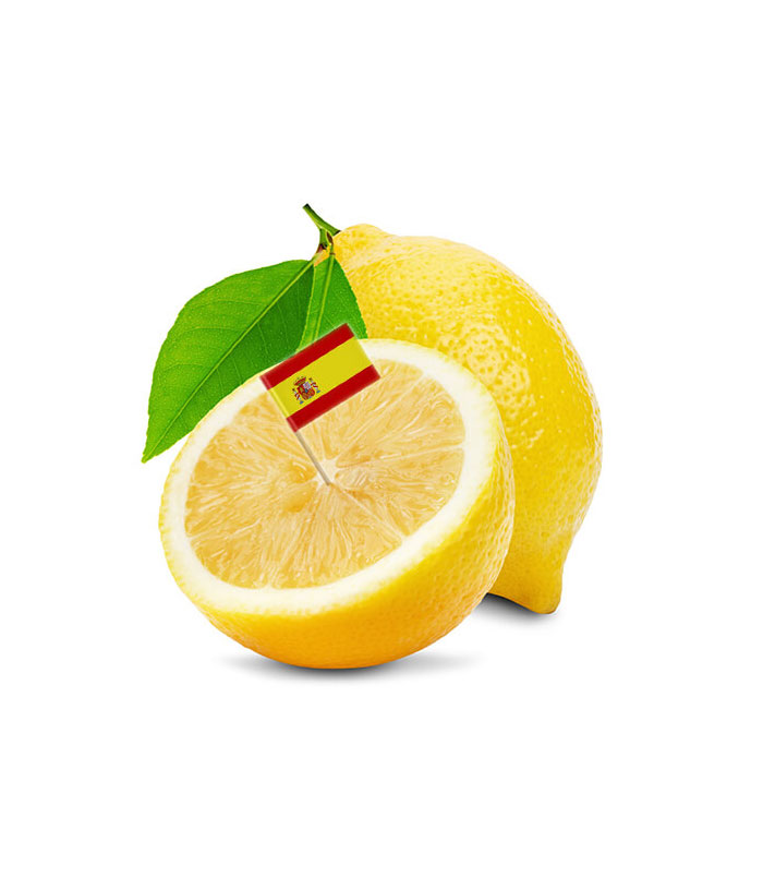 Spanish Lemon Organic