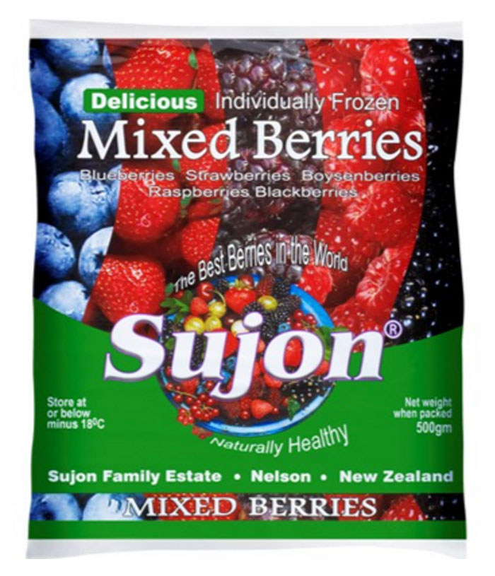 Mixed Berries Frozen