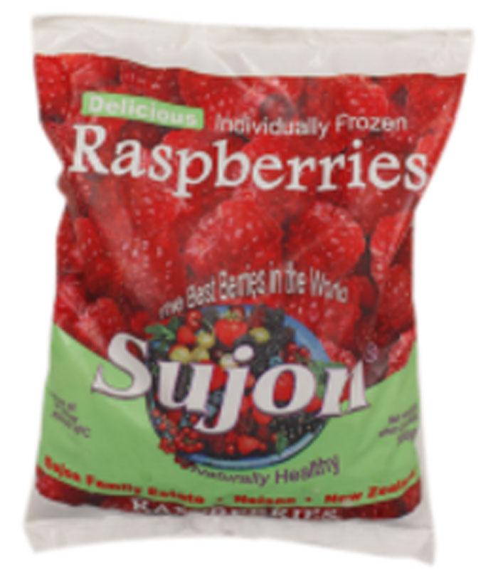 Raspberries Frozen
