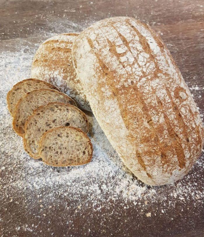 4 Grains Spelt Loaf