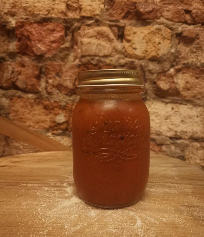 Tomato and Basil Sauce