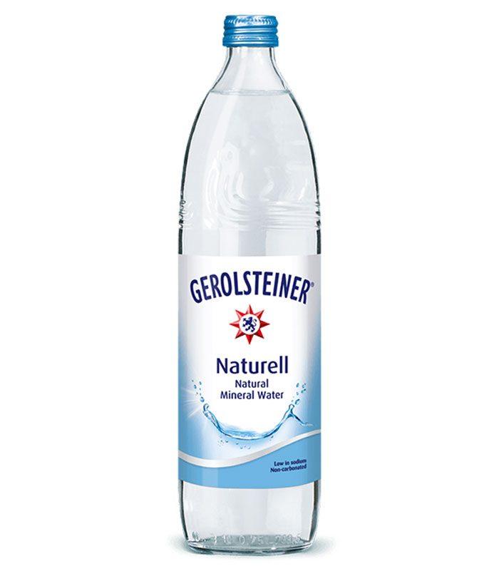 Gerolsteiner Natural Water