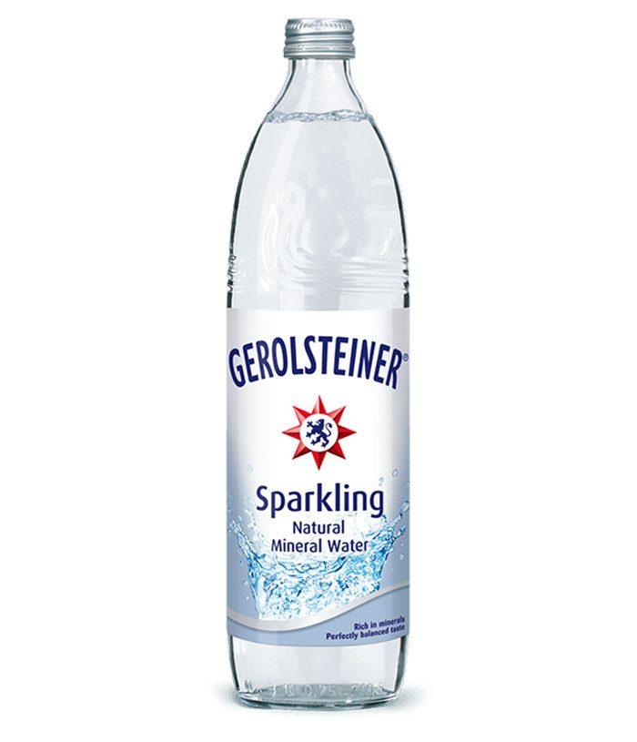 Gerolsteiner Sparkling Water