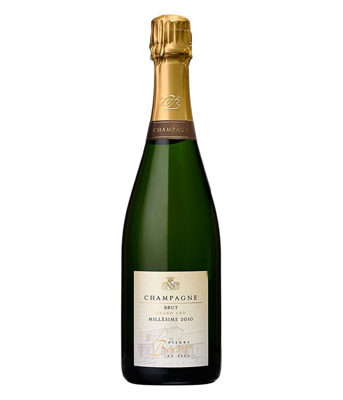 Champagne Pierre Boever & Fils, Brut Grand Cru, Millésime 2010