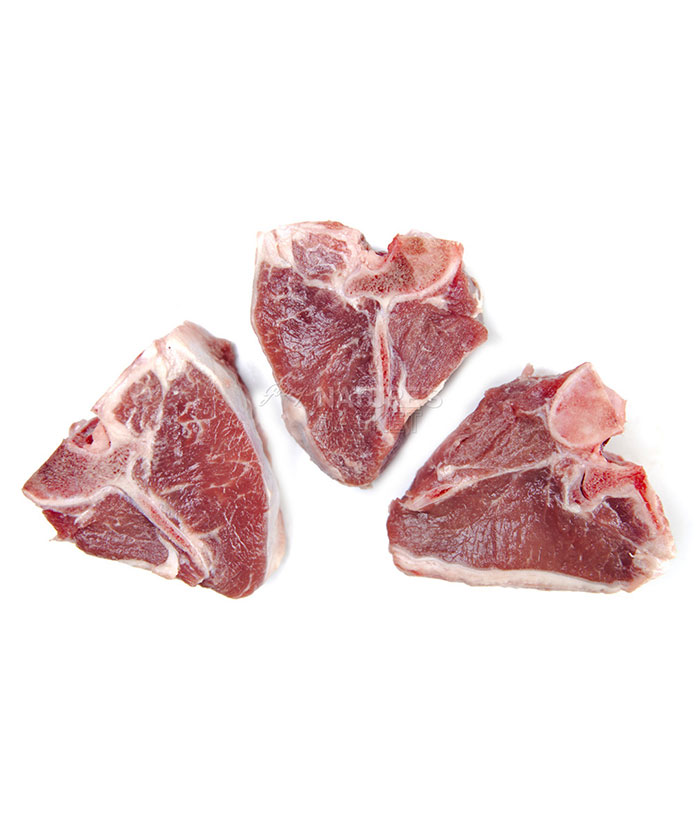 lamb shortloin pair premium