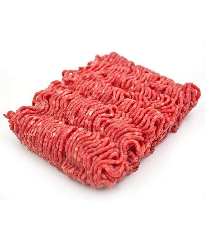Minced beef organic