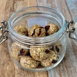 Almonds & Cranberry
