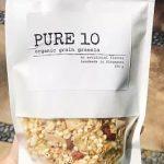 Puffed Millet Granola