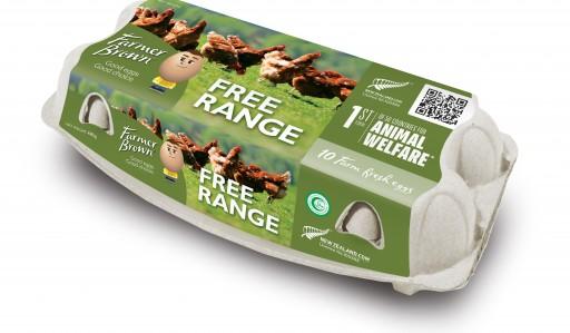 Farmer Brown Free Range Eggs