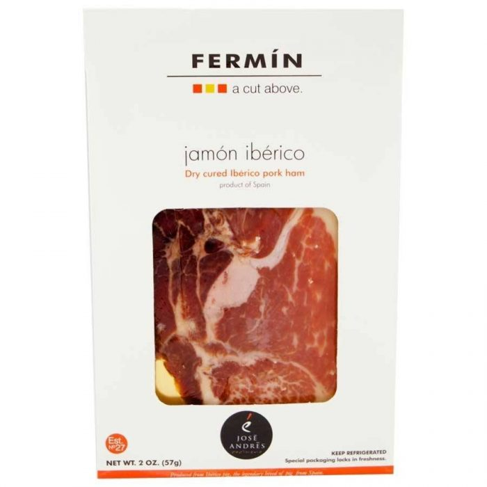 Fermin Jamon Iberico Sliced
