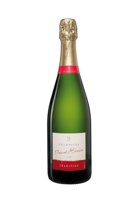 Champagne Pascal Hénin Tradition Brut NV
