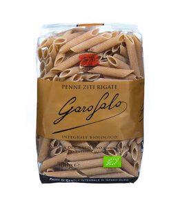 Garofalo Penne Ziti Rigate Whole Wheat ORG N.5-70