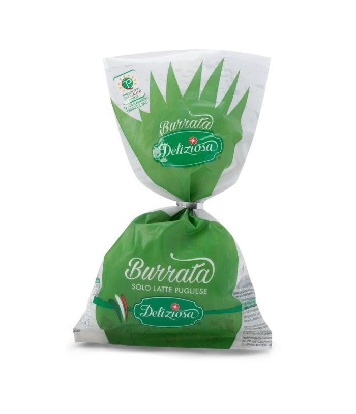 Deliziosa Burrata