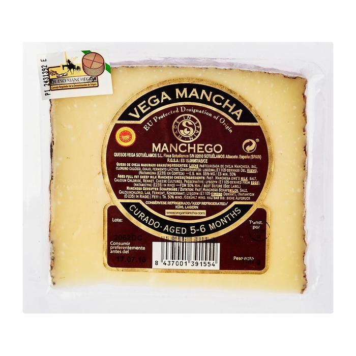 Vega Mancha Manchego Sheep Cheese