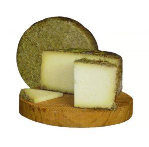 Vega Mancha Romero Sheep Cheese With Rosemary