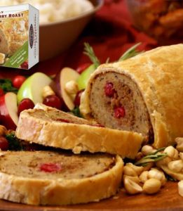 Field Roast Hazelnut Cranberry roast