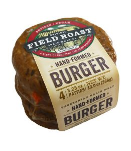 Field Roast Hand-Formed Field Burger