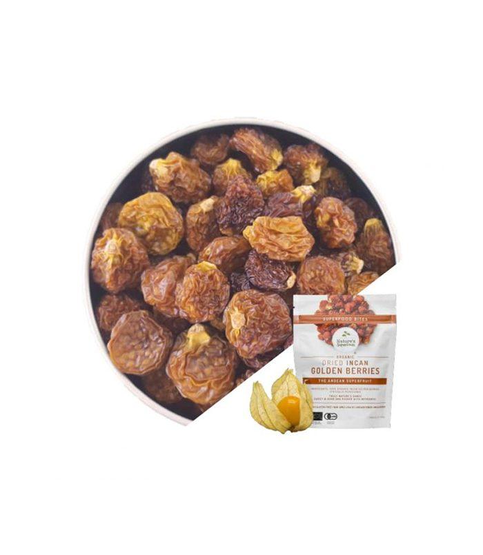 Organic Dried Incan Golden Berries