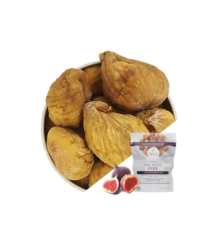 Organic Sun-Dried Figs