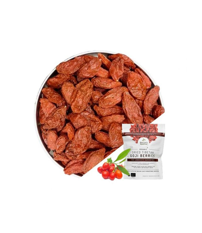 Organic Tibetan Goji Berries, Dried