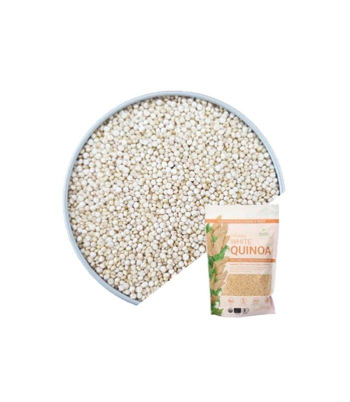 Organic White Quinoa Seeds