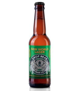 Drop Bear New World Lager