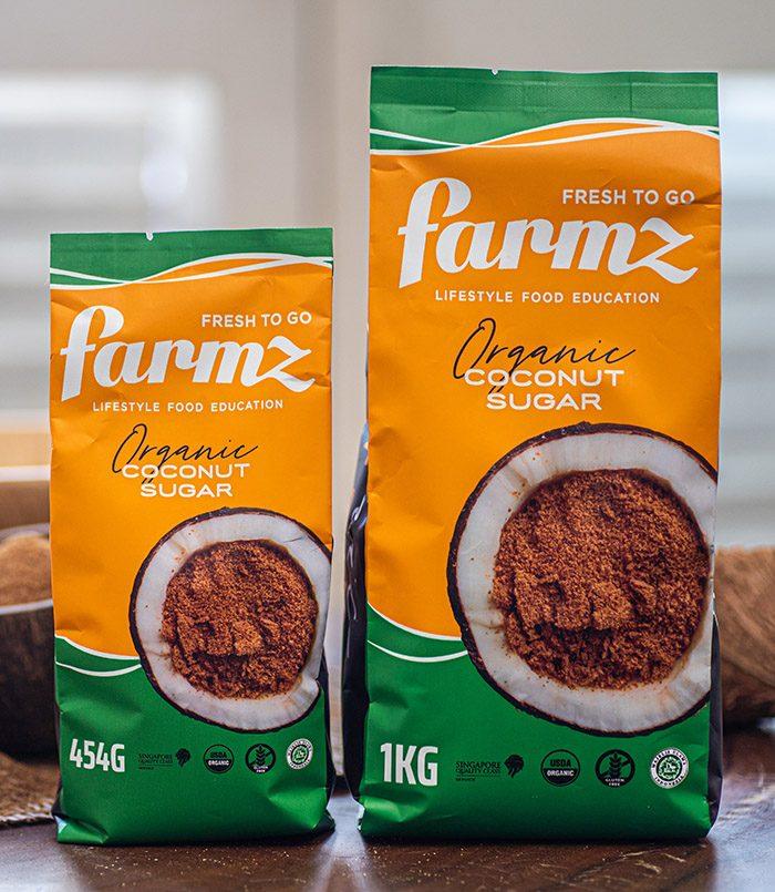 Farmz Organic Coconut Sugar