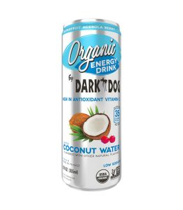 Dark Dog Organic Energy Drink - Coconut Water