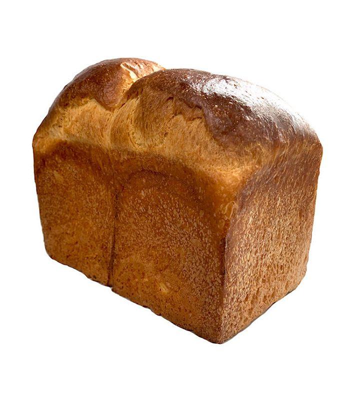 Sourdough Brioche Tin Loaf