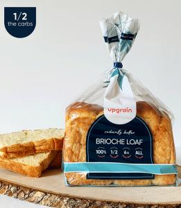 UPGRAIN® Half-carbs Brioche Loaf